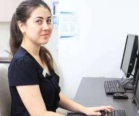 Lowongan Kepada Admin Yg Bisa Office, Teliti dan Senang Belajar