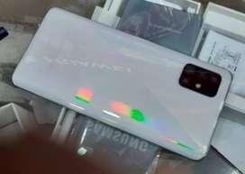 Samsung Galaxy A51         1 mont old