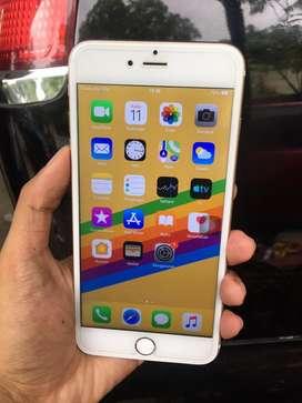 iPhone 6Plus 64giga gold mulus