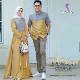 Baju couple cewek dan cowok keren dan trendy