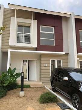 Sewa / Kontrak Rumah 2 LT 3 Kamar Tidur 90m Summarecon Karawang Timur