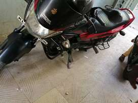 Hero Honda Glamour 2010 model in neat condition