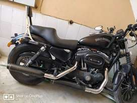Harley Davidson iron 883 in mint condition