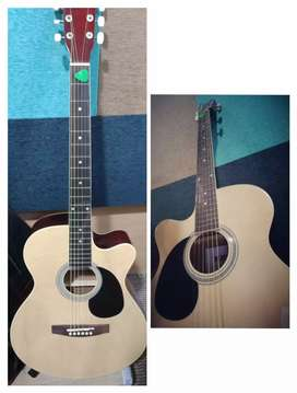 Acoustic Guitar Used For One Year