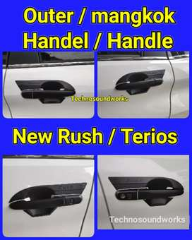 Outer / handel handel new rush terios isi 4 pcs for palang arb