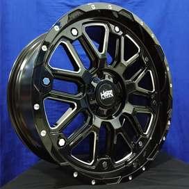 Velg toyota fortuner ring 20 HSR Wheel terbaru di surabaya