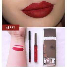 KYLIE LIP MATTE HOLYDAY EDITION