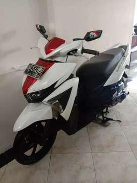 Mio soul gt 125 thn 2015 cash /kredit bali dharma motor
