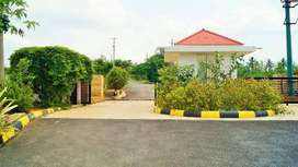 just pay 1lakh and book ur dream plot near electronic city,rest@loan