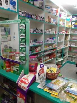 Medical shop sale in ecr Chennai