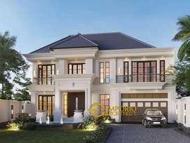 Jasa Arsitek Bengkulu Desain Rumah 455m2