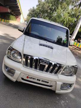 Mahindra Scorpio VLX 2WD ABS Automatic BS-III, 2012, Diesel