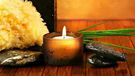 Part time spa therapist required male staff needed experience/fresher