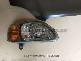Old Baleno Head Lamps
