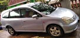Dijual Mobil Honda Stream 1,7 A Tahun 2003 Matic