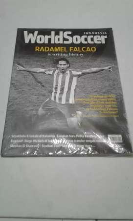 Majalah World Soccer.