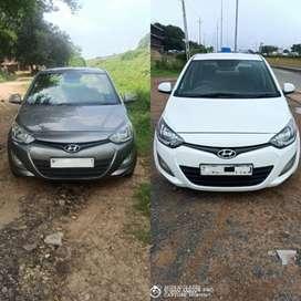 Hyundai I20 Sportz 1.4 CRDI 6 Speed BS-IV, 2014, Diesel