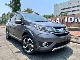 Honda BRV E CVT NIK 2016 Abu Abu Metalik
