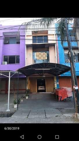 Dijual ruko Panjang Jiwo Permai dekat tenggilis rungkut ubaya