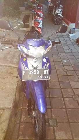 Yamaha Vega new th 2007 ss lengkap
