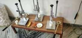 Bulb making machine