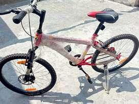 New MTB cycle