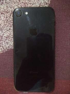 iphone 7 Black 128 GB New condition