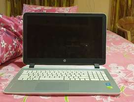 HP Pavilion 15 Laptop (White) - 15.6inch