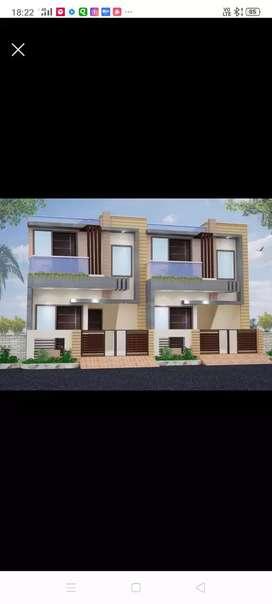 ,3 Bhk villa project Near Ambey Hospital,Niwaru
