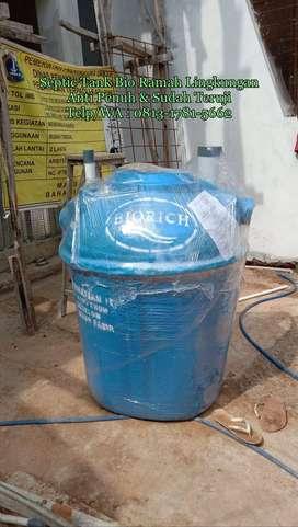 Septic Tank bIo, Sepitank, Biofil, Biotech ANTI PENUH Biotank