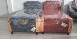Springbed Central Deluxe Twinbed | BAYAR DITEMPAT