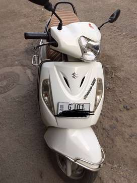 Suzuki Access 125 - Excellent condition, First owner, Single hand used