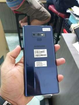 Samsung note 9 128 blue