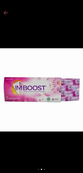Imboost Tablet Daya Tahan  Tubuh - 1 Strip 10 @Tablet