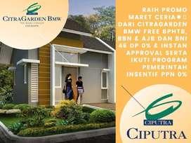 Hanya di bulan ini saja promo Rumah mewah gaya modern Tanpa DP