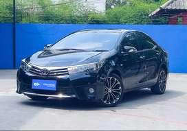 [OLX Autos] Toyota Corolla Altis 2014 1.8 V A/T Hitam #Toko Mobil
