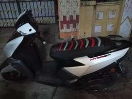 Tvs Ntorq 125cc