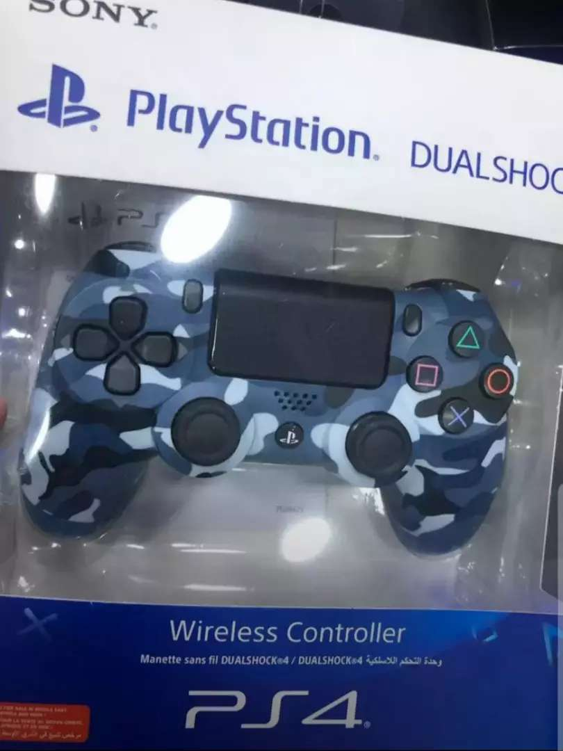 Ps4 pro new pack controllers 2nd generation 0