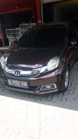 Honda mobilio E a/t 2014 Dp hanya 10jt lokasi tangerang