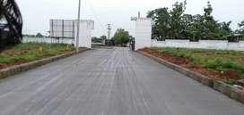 6-LINES HIGHWAY FACING  LAYOUT 3-DISTRICTS CENTER AT TAGARAPUVALASA