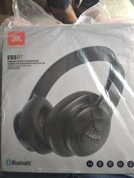 Jbl e55bt Headphone new sealed pack ... New brand