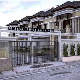 Rumah mewah siap huni. D' BALI VILLAGE PEKANBARU, Dp hanya 60 juta !!