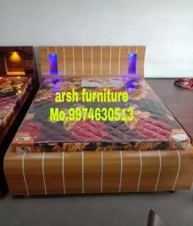 008 new designer bed plywood