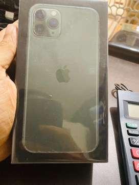 Iphone 11 pro 256 midnite green