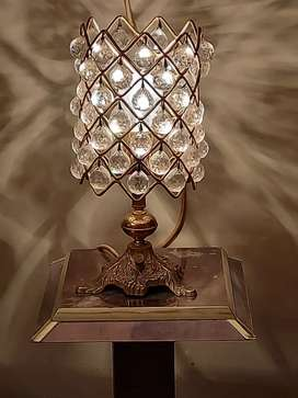 Crystal lamp imported