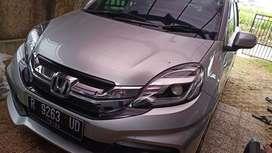Mobilio RS, 2014 plat R matic, terawat, milik pribadi