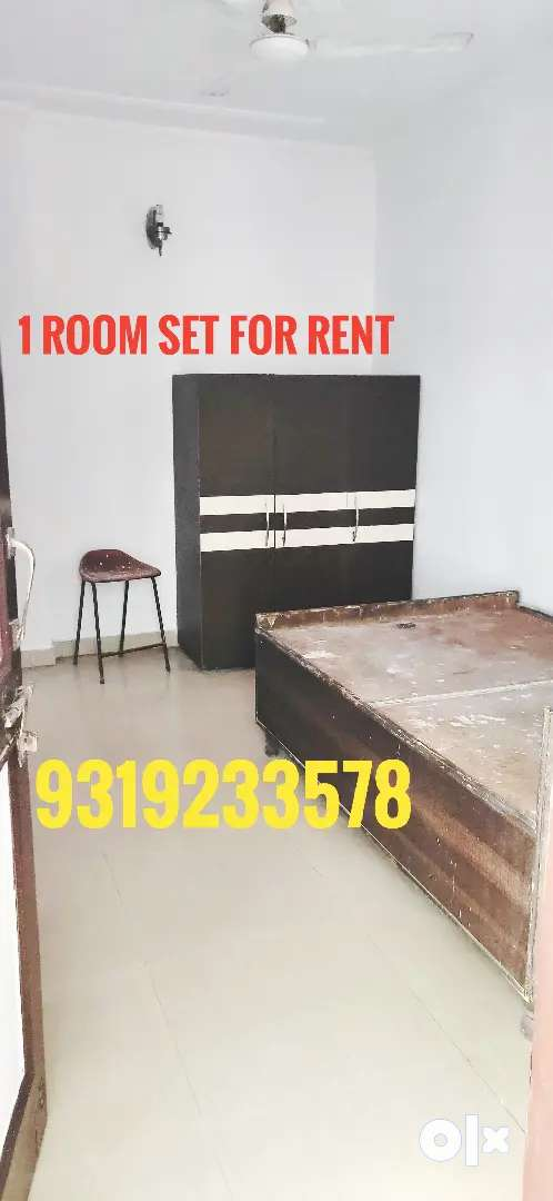 1 Room set for Rent in Madanpur khadar 0