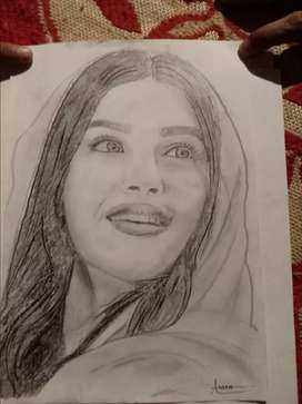 Sketch your loved once in reasonable price view add for details