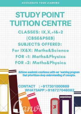 Study Point Tuition Centre