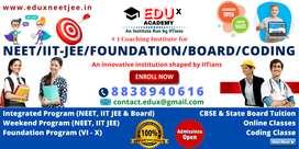 NEET IIT JEE CBSE Online Classes